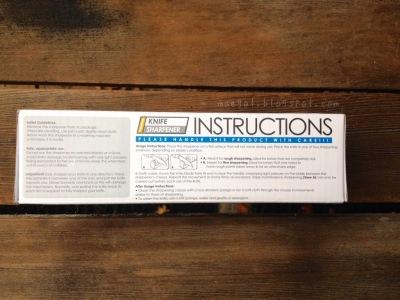 priority chef knife sharpener instructions | maegal.blogspot.com