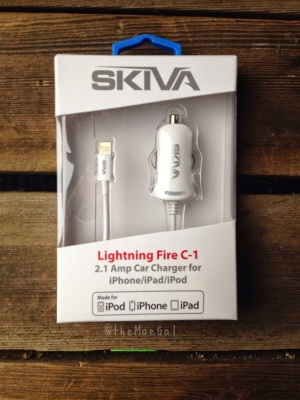 skiva tech lightning fire car charger | maegal.blogspot.com