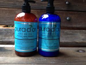 pura dor shampoo conditioner | maegal.com