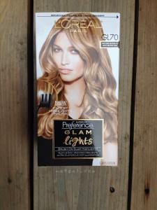 Review loral paris glam lights hair highlighting kit maegal loreal paris glam lights hightlights maegal pmusecretfo Images