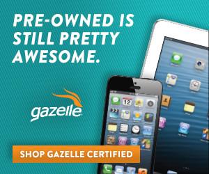 gazelle pre-owned phones