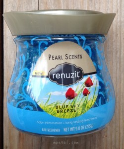 Renuzit Pearl Scents in Blue Sky Breeze | maegal.com