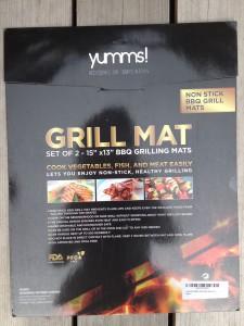 Yumms Grill Mat Info | maegal.com