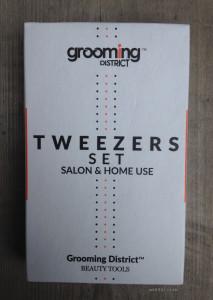 Grooming District Tweezers Set | maegal.com