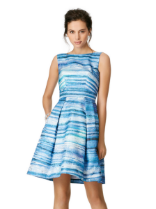 rent the runway affiliate blue dress