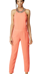 rent the runway affiliate orange jumpsuit