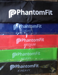 Phantom Fit Resistance Bands Weights | maegal.com