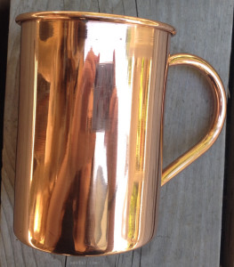 Pure Copper Mug Smoother Detailed | maegal.com