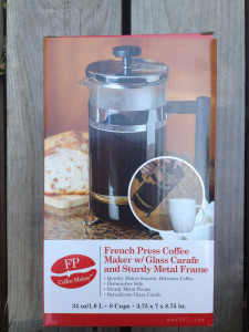 lake house french press coffee package